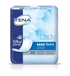 Tena Lady Extra Sachet de 20 pas cher