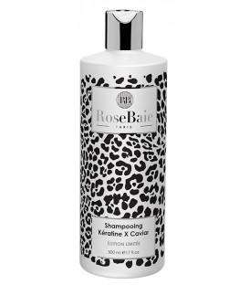 Rose Baie Caviar Shampooing Keratine 500Ml