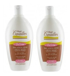 Roge Cavailles Intime Gel Extra Doux 2x200Ml pas cher