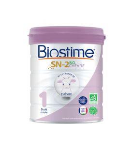 Biostime Chèvre 1er Age 800 Grammes