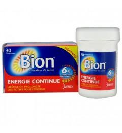 Bion Energie Continue 30 Comprimés pas cher
