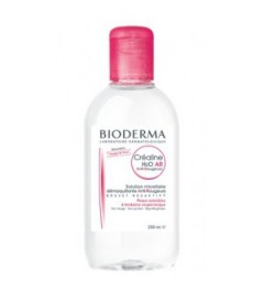 Bioderma Créaline H2O Solution Micellaire Anti Rougeur 250Ml