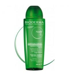 Bioderma Node G Shampoing Fluide Purifiant Sans Parfum 400Ml