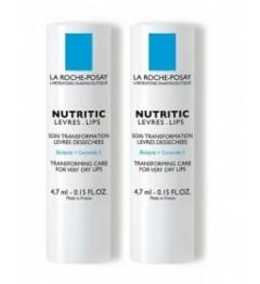 La Roche Posay Nutritic Stick Lèvres 2x4.7Ml