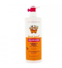 Shampoing Klorane Petit Junior Démélant Pêche 500Ml pas cher