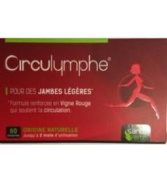 Santé Verte Circulymphe Jambes Lourdes 60 Comprimés pas cher