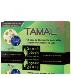 Santé Verte Tamal 10 Comprimés pas cher