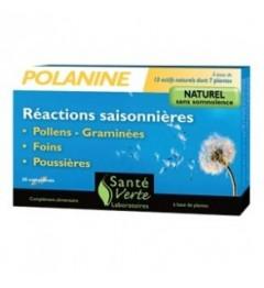 Santé Verte Polanine Allergies Saisonnières 30 Comprimés pas