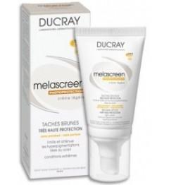 Ducray Melascreen SPF50+ Crème Légère 40Ml, Ducray Melascreen