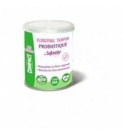 Florgynal Probiotique Tampon Avec Applicateur Super Boite de 9