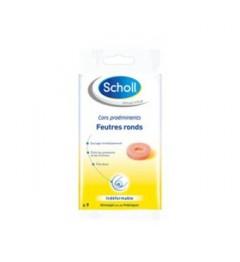 Scholl Feutre Protecteur Cors Boite de 9 pas cher