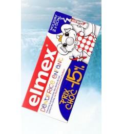 Elmex Enfant Dentifrice 2x50ml pas cher