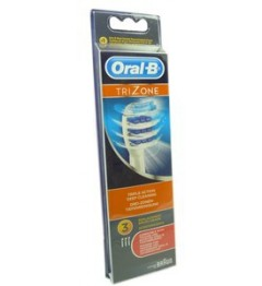 Oral-B Brossettes Tri Zone 3 Recharges pas cher