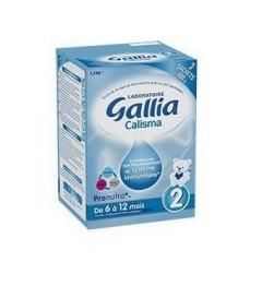 Gallia Calisma 2 Pronutra Lait 1200 Grammes pas cher