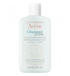 Avène Cleanance Hydra Crème Lavante 200ml, Avène Cleanance