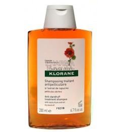 Klorane Shampoing Anti-Pelliculaire à la Capucine 200ml pas cher