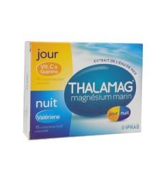 Thalamag Magnésium Marin Jour et Nuit 30 Gélules
