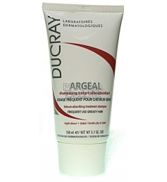 Ducray Argeal Shampoing Crème Cheveux Gras 150ml pas cher