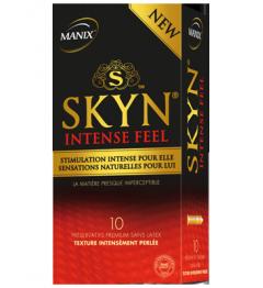 Manix Préservatif Skyn Intense Feel Boite de 10 pas cher