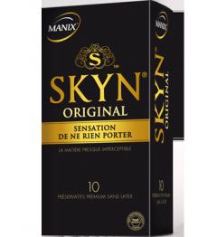 Manix Préservatif Skyn Original Boite de 20 pas cher