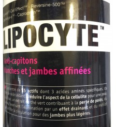 Nhco Lipocyte Anti Capitons Hanches et Jambes Affinées 500Ml