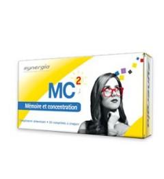 Synergia MC2 30 Comprimés à croquer