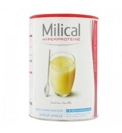Milical Hyper Protéine Milk Shake Vanille 18 Repas