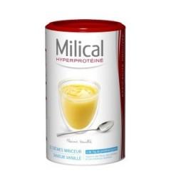 Milical Hyper Protéine Crème Vanille 12 Repas