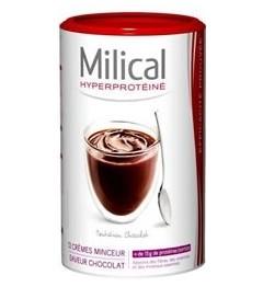 Milical Hyper Protéine Crème Chocolat 12 Repas