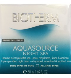 Biosource Aquasource Night SPA 50Ml