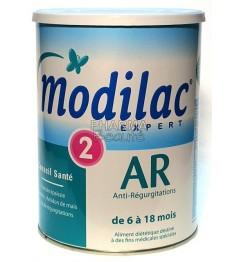Modilac Expert Lait 2eme Age Anti Régurgitation 900g pas cher