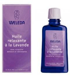 Weleda Huile Relaxante à la Lavande 100ml