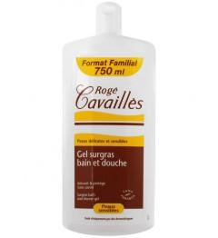 Rogé Cavaillès Gel Surgras Bain et Douche 750 ml
