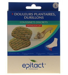 Epitact Coussinets Discrets Epithélium 26 Taille 40-41 pas cher