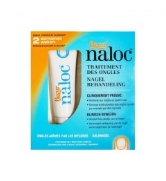 Naloc Solution Ongles Abimés 10Ml