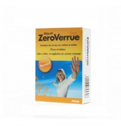Objectif Zero Verrues Solution Main Pied 5Ml