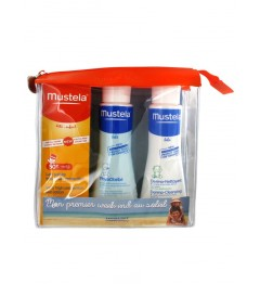 Mustela Solaires Trousse Week End Visage SPF50