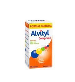 Alvityl Vitalité à Avaler 90 Comprimés
