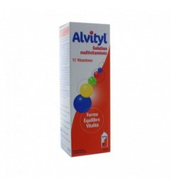 Alvityl Vitalité Solution Multivitaminée 150Ml