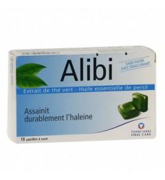 Alibi Pastilles contre l'Halitose Boite de 18