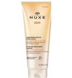Nuxe Sun Shampooing Douche Après Soleil Corps et Cheveux 200Ml