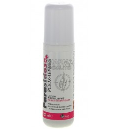 Parasidose Lotion Répulsive Anti-Poux Spray 100ml