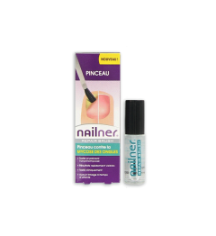 Nailner Repair Ongles Brush 2 en 1 5Ml
