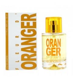 Solinotes Fleur d'Oranger Eau de Toilette 50Ml