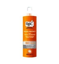 Roc Soleil Protection SPF50 Lait Haute Tolérance 200Ml
