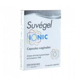 Suvéal Ionic Capsules Vaginales Boite de 10