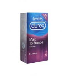 Durex Préservatif Max Tolérance Boite de 8 pas cher