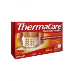Thermacare Patch Chauffant Anti-Douleur Dos Boite de 2