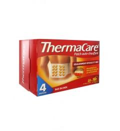 Thermacare Patch Chauffant Anti-Douleur Dos Boite de 4