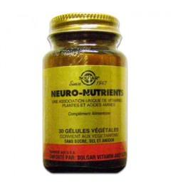 Solgar Neuro Nutrients 30 Gélules
